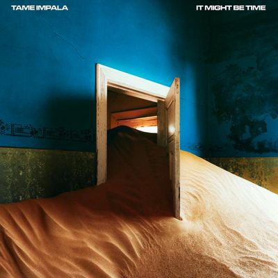 "Pochette de l'album ""It might be time (radio edit)"" par Tame Impala"