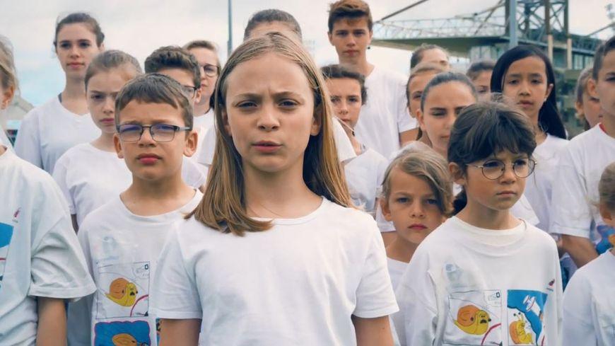 Les jeunes s'engagent pour que le sport reste propre