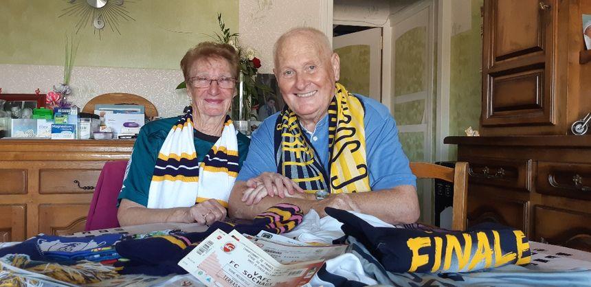Jean-Marie, ancien abonné, n'est même pas jaloux de l'amour que porte sa compagne au FCSM