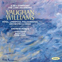 A sea symphony : 3. The waves - pour choeur mixte et orchestre