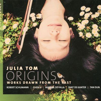 JULIA TOM  MARIJN MIJNDERS  ANNA DE VEIJ-MESTDAGH  SAEKO OGUMA  CHANYUAN ZHAO sur France Musique