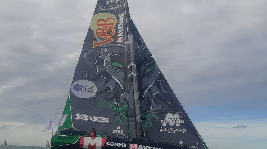 Le bateau VandB Mayenne