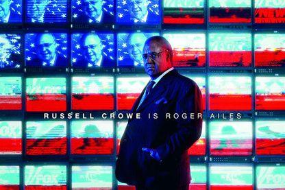"""Russel Crowe dans """"The Loudest Voice"""""""