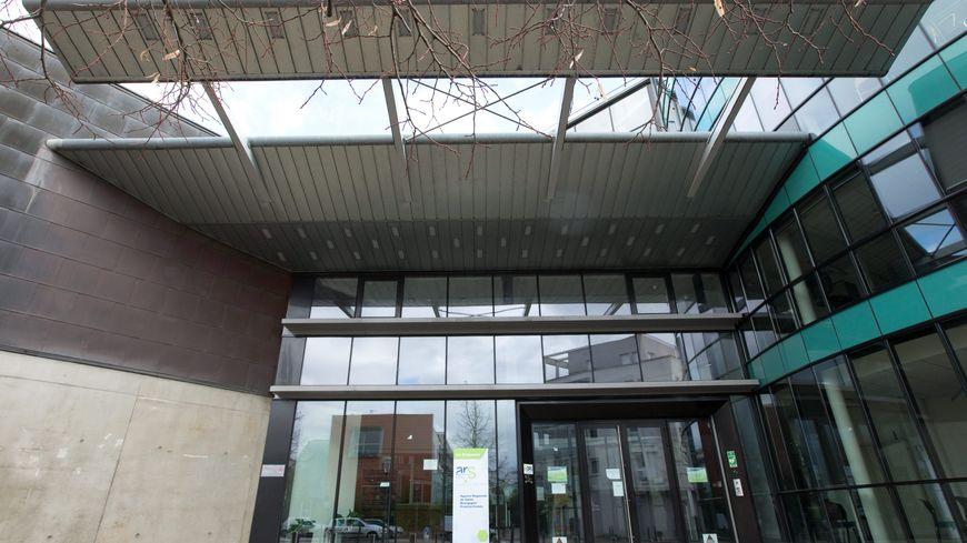 Le siège de l'ARS à Dijon en Bourgogne Franche Comté
