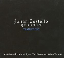 Walking through the jungle - JULIAN COSTELLO QUARTET