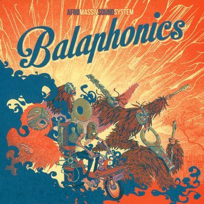 """Pochette de l'album """"Balaphonics"""" par Balaphonics"""
