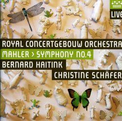 Symphonie n°4 en Sol Maj : Sehr behaglich / Das himmlische Leben (avec soprano) - GUSTAV MAHLER