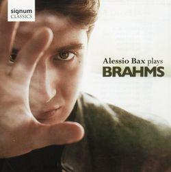 28 variations en la min sur un thème de Niccolo Paganini op 35 : Livre I : Thème - ALESSIO BAX