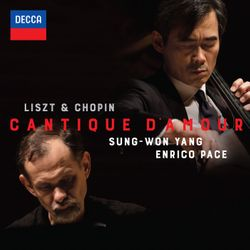 Sonate pour violoncelle et piano en sol min op 65 : 2. Scherzo - SUNG-WON YANG