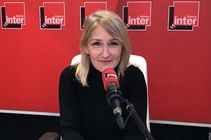 Elodie Emery sur France Inter, le 15 novembre 2019