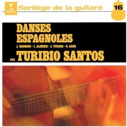 Homenaje a Tarrega op 69 : 1. Garrotin - pour guitare - TURIBIO SANTOS