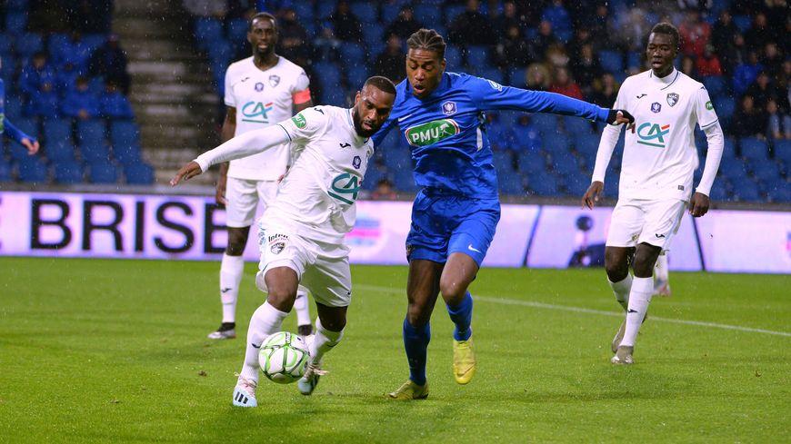 Coupe de France : Le Havre déçoit devant son public - France Bleu