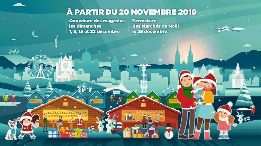 Marchés de Noël de Metz