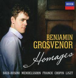 Prélude en min min op 35 n°1 - BENJAMIN GROSVENOR