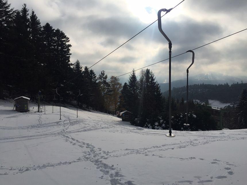 La station de ski du Gaschney bientôt prête à rouvrir