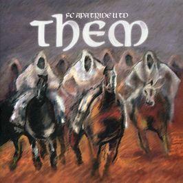 """Pochette de l'album """"Them"""" par Fc Apatride Utd"""
