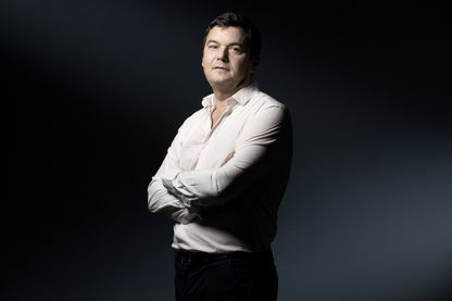 L'économiste Thomas Piketty, à Paris, en septembre 2019.