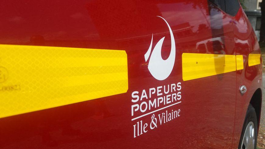 Sapeurs pompiers d'Ille-et-Vilaine illustration