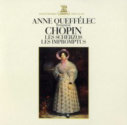 Fantaisie-Impromptu pour piano en ut dièse min op 66 - ANNE QUEFFELEC