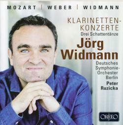 Concerto en La Maj K 622 : Adagio - JORG WIDMANN
