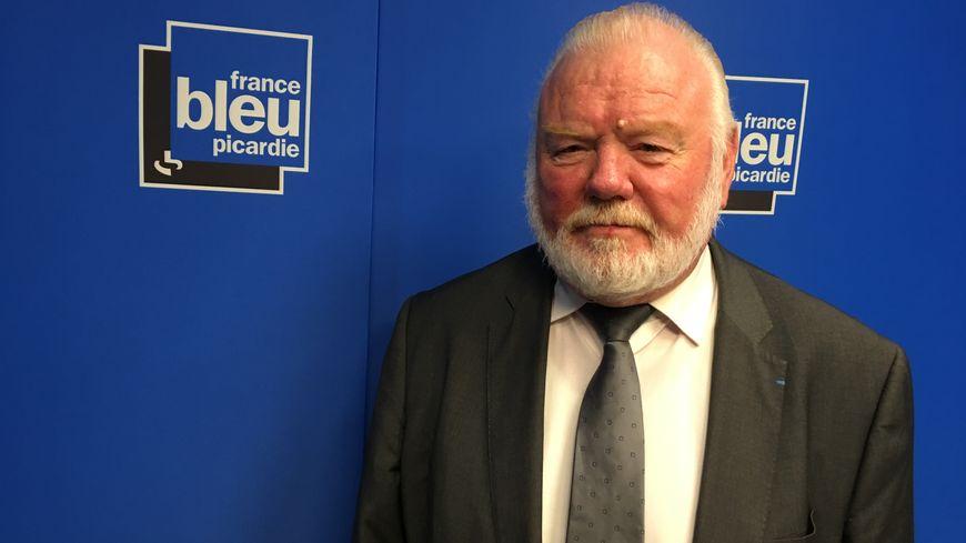 Jean-Claude Billot, président de l'association des maires de la Somme, édile de Ferrières depuis 1980