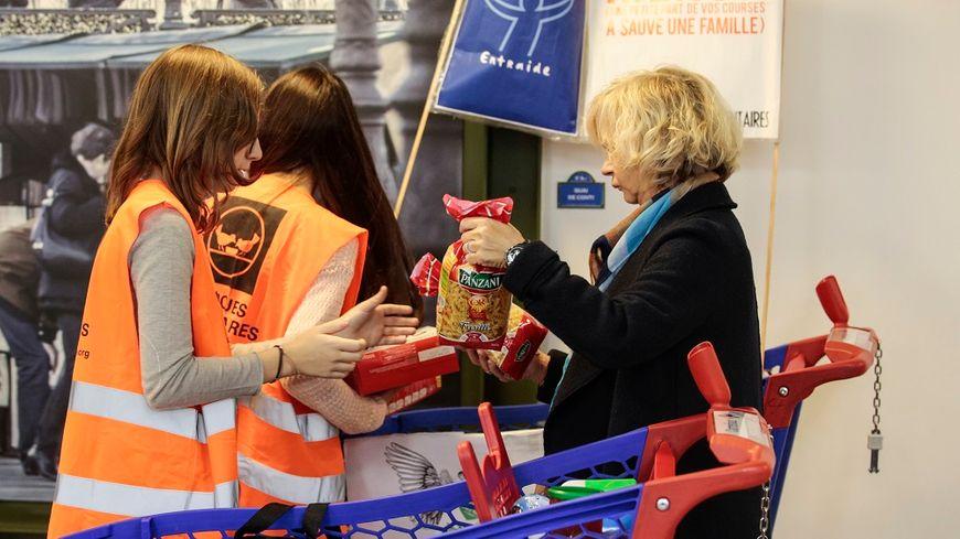 De nombreux points de collecte sont prévus partout en France.