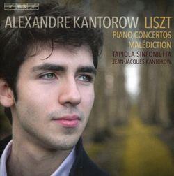 Concerto n°2 en La Maj S 125 : Allegro animato - ALEXANDRE KANTOROW