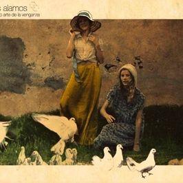 "Pochette de l'album ""El fino arte de la venganza"" par Los Alamos"