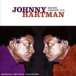 S'posin' (live) - JOHNNY HARTMAN