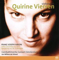 Concerto pour violoncelle n°2 en Ré Maj op 101 HOB VIIb : 2 : 3. Rondo - QUIRINE VIERSEN