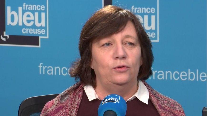 Nathalie Lefebvre, coordinatrice du GEMS23