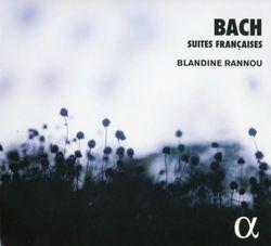 Suite francaise pour clavecin n°5 en Sol Maj BWV 816 : 1. Allemande - BLANDINE RANNOU