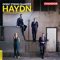 Quatuor à cordes en Ut Maj op 64 n°1 HOB III : 65 : 4. Finale - ALEX REDINGTON