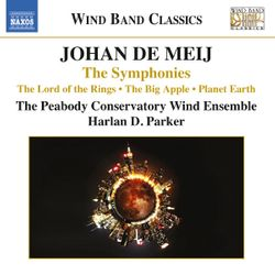 Symphonie n°1 (The Lord of the Rings ) : Hobbits - THE PEABODY CONSERVATORY WIND ENSEMBLE
