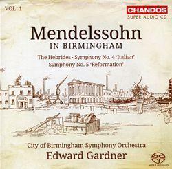 Symphonie n°4 en La Maj op 90 (Italienne) : Saltarello