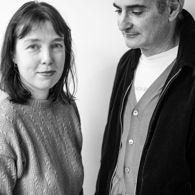 Marion Bataillard, peintre et Olivier Assayas