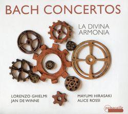 Concerto pour flûte violon et clavecin en la min BWV 1044 : Adagio ma non tanto e dolce - LORENZO GHIELMI