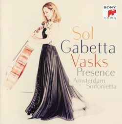 Concerto n°2 : Adagio - pour violoncelle et orchestre à cordes - SOL GABETTA