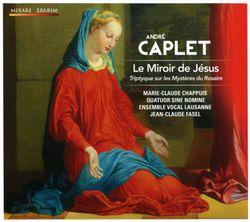Le miroir de Jésus : Miroir de gloire : Ascension - MARIE CLAUDE CHAPPUIS