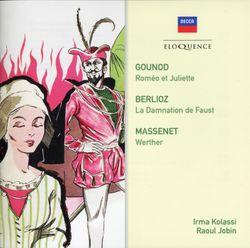 La damnation de Faust op 24 : Autrefois un roi de Thulé (Acte III Sc 11) Air de Marguerite - Irma Kolassi