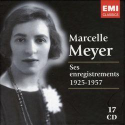 Les fauvettes plaintives - version pour piano - MARCELLE MEYER