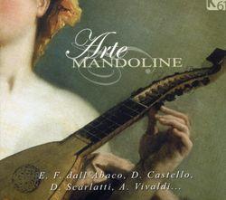 Aria sopra la Bergamasca - pour ensemble de mandoline et basse continue - ARTEMANDOLINE
