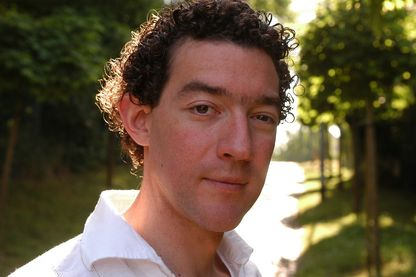L'écrivain belge Thomas Gunzig