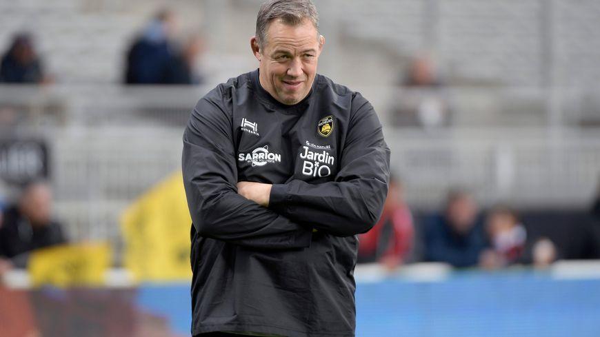 Jono Gibbes, le coach de La Rochelle