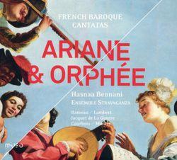 Orphée RCT 27 : En amour il est un moment (Air gai) - pour soprano violon basse de viole et basse continue - ENSEMBLE STRAVAGANZA