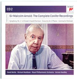 Concerto pour 2 pianos à 3 mains op 104 : Allegro - DAVID NETTLE