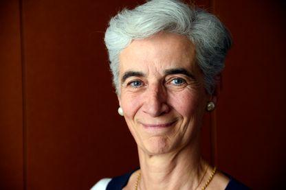 Véronique Fayet, présidente du secours catholique