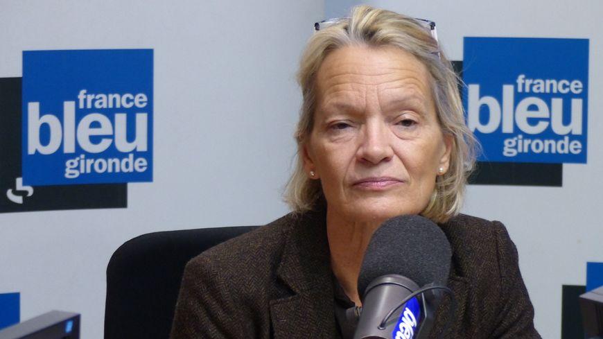 Anne Walryck, l'adjointe au maire de Bordeaux en charge de la transition écologique