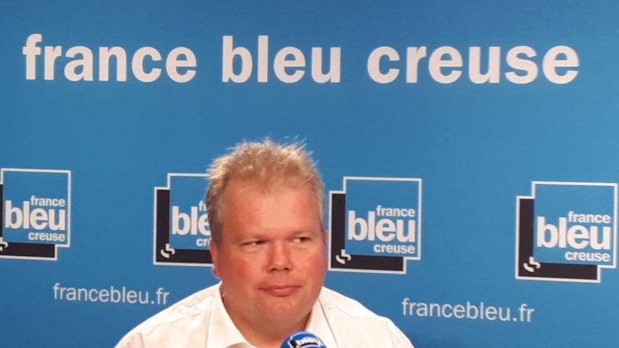Jean-Baptiste Moreau, député de la Creuse