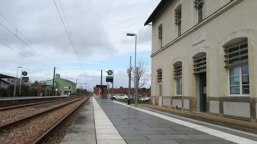 La gare de Nort-sur-Erdre avait rouvert ses portes en 2014, après avoir été fermée pendant plus de 30 ans.